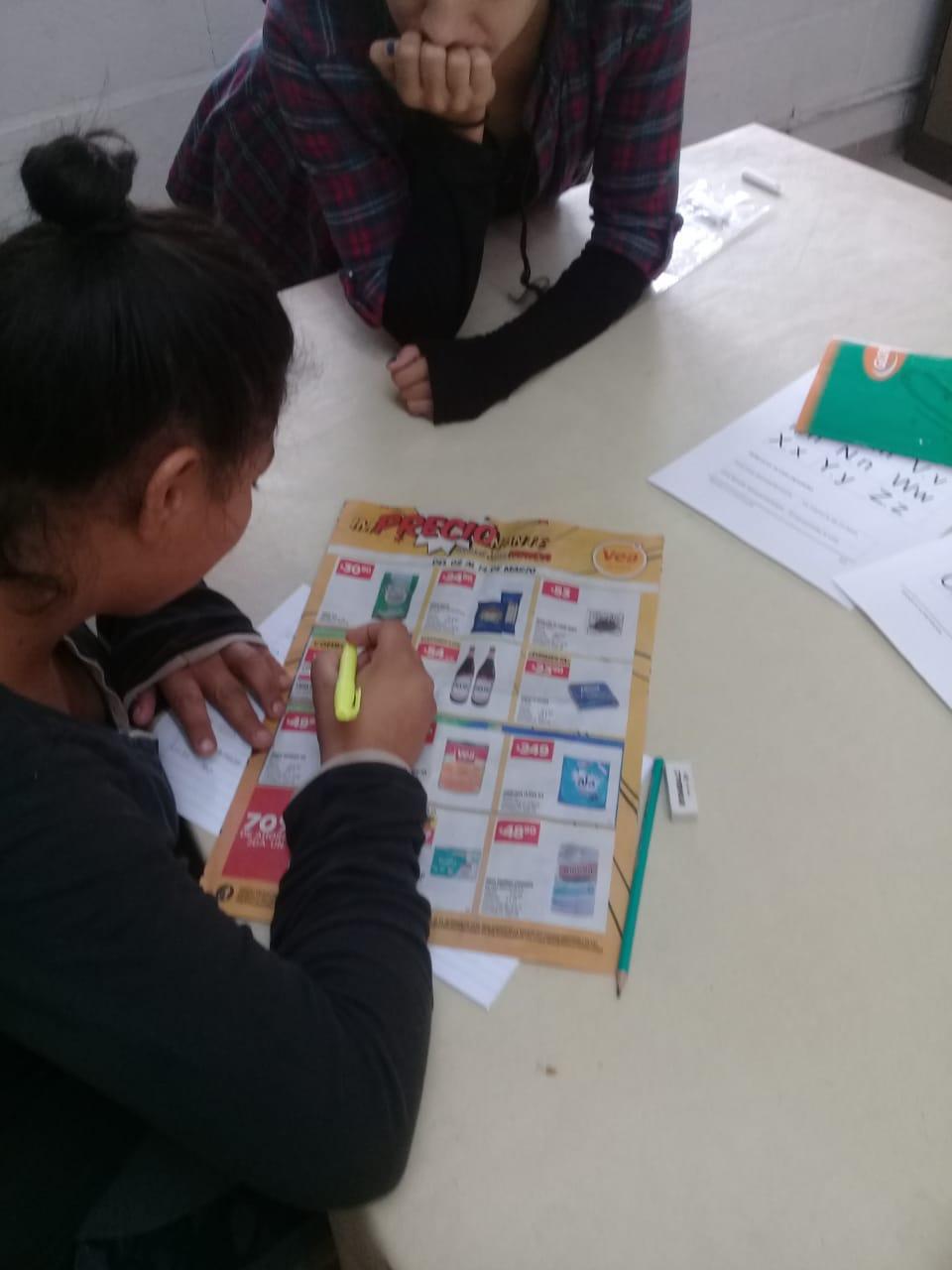 alfabetización fundación Alegría2